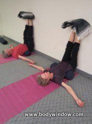 yoga poses on pinterest  yoga strap foam roller