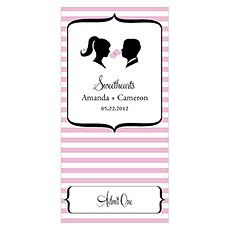 Sweet Silhouettes Small Ticket
