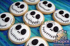 halloween cookies ideas | Halloween Cookie Idea. Simple | Food ideas