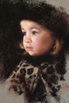 Kaitlyn Portrait by ClintCearley on deviantART