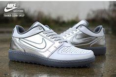 hanon shop::XNews::General::Nike Quickstrike Trainer Clean Sweep