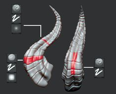 ZBrush organic sculpting in 6 steps