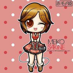 #meiko #vocaloid #vocaloidfamily #meikosakine
