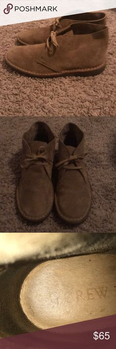 J CREW Men's McAlester Chukka Boot Great condition, Men's, size 8 1/2, make me an offer! J. Crew Shoes Chukka Boots