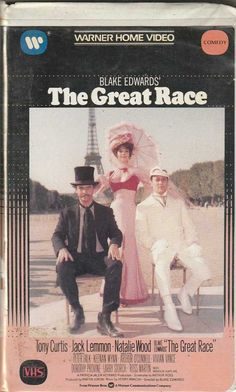 The Great Race (VHS)