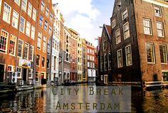 Amsterdam este unul dintre cele mai moderne orase din Europa. Frumos, tineresc si relaxat, cu multe lucruri de facut si de vazut, cu multe baruri, mancare din toata lumea si oameni prietenosi. Alege un City Break in Amsterdam, Olanda. http://goo.gl/G5nHgd