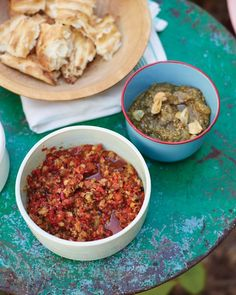 Roasted-Red-Pepper Dip - Martha Stewart Recipes