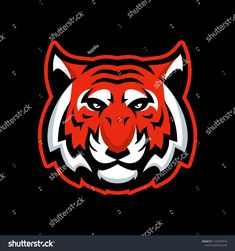 Find Vector Mascot Cartoon Illustration Tiger Head stock images in HD and millions of other royalty-free stock photos, illustrations and vectors in the Shutterstock collection. Thousands of new, high-quality pictures added every day. Tiger Head, Royalty Free Stock Photos, Cartoon, Sport, Logo, Illustration, Artist, Pictures, Animals