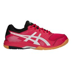 Asics men& volleyball shoes Gel-Rocket size 40 ½ in Samba / silver, size 40 ½ in Samba / silver A Mens Volleyball Shoes, Volleyball Drills, Malaga, Soccer Drills For Kids, Shoes Wallpaper, Inline Skating, Asics Men, Court Shoes, Things That Bounce