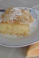 Cremsnit – Cremes – Crempita by dana_radu23 Vanilla Cake, Food And Drink, Pie, Pudding, Desserts, Knits, Sweets, Food, Torte