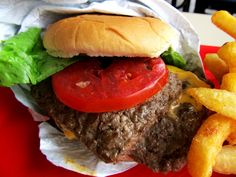 The cheeseburger at The Bulldog Restaurant in Bald Knob is one of the most popular burgers in northeast Arkansas.