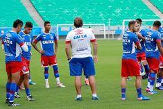 Blog Esportivo do Suíço: Bahia volta à Fonte Nova depois de três meses para duelar com o Altos