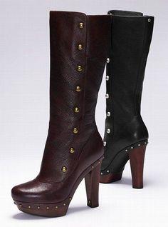Cosima Tall clog boot from UGG Australia