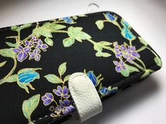Check out black floral iPhone 8 Case iPhone 8 wallet case iPhone 8 Plus Case iPhone 8 Plus wallet case on superpowerscases