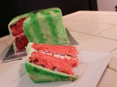 Minecraft: Melon Cake - QNB