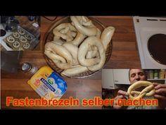 Biberacher Fastenbrezeln selber backen nach Rezept - YouTube