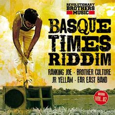 Basque Times Riddim Vol 2 is a brand new reggae juggling from Revolutionary Brothers Music (San Sebastian, Spain) which features Ranking Joe...