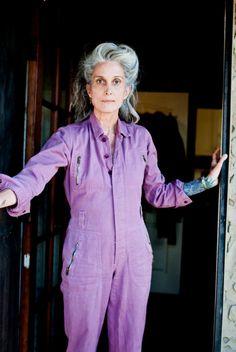 rocking Cathy Cooper, 52,  Stylist,Musician,Artist