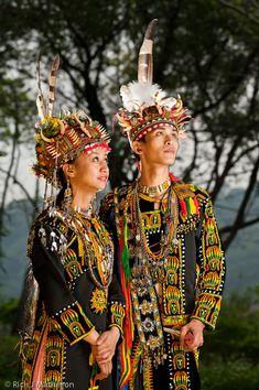 Taiwan 排灣族 Aboriginal Tribe—, Taiwan Indigenous Peoples Culture Park, Sandimen, Pingtung County, Taiwan | © Rich J Matheson