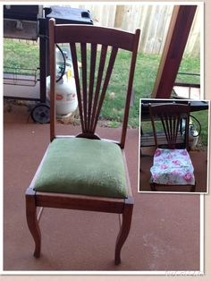 Another chair to do