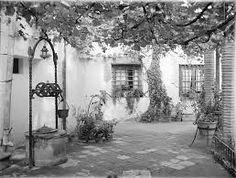 Resultado de imagen de patio años 20