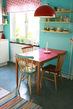 Kitchen - colour