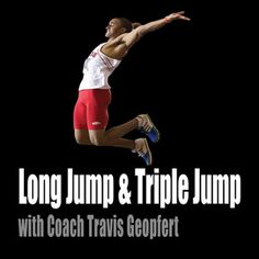 Long Jump Drills and Tips Coach Travis Geopfert University of Arkansas Pop Ups and Penultimate Drills Continuous pop-ups Most specific plyometric drill for long jumping. Easy jog into the penultimate set-up Many repetitions are very important. Jump Workout, Track Workout, Running On Treadmill, Running Tips, Running In The Dark, Triple Jump, Dynamic Stretching, Long Jump, Tight Hip Flexors
