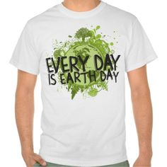 Earth Day Shirts