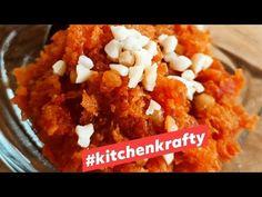 Carrot Halwa🥕| Gajar Ka Halwa | Traditional way to make Carrot Halwa !! - YouTube Gajar Ka Halwa, Truffle Recipe, Truffles, Carrots, Traditional, Chicken, Kitchen, Youtube, Recipes