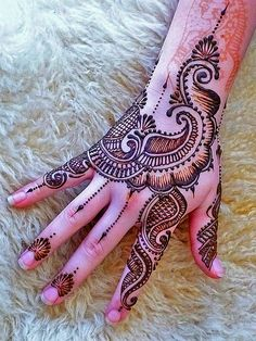 by Nomad Heart Henna, via Flickr
