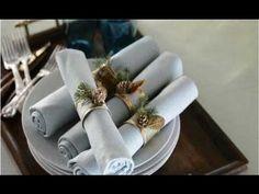 Napkin Ring Christmas Crafts