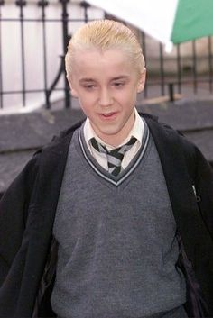 'Harry Potter': From Daniel Radcliffe And Emma Watson To Helena Bonham Carter And Maggie Smith - Where Are The Stars Of The Films Now?  Tom Felton starred as Draco Malfoy...