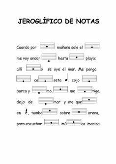 Fichas musica