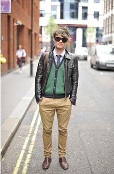 ab54192e0e3 70 Best Mens leather jacket images