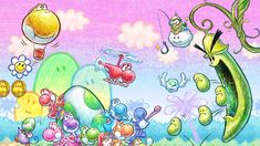 Nintendo Confirms The Yoshi Games Don't Take Place In The Mushroom Kingdom Super Mario 3d, Super Mario World, Yoshi, Nintendo Tattoo, Mario Birthday Party, Mario And Luigi, Wallpaper Pc, Cultura Pop, Cute Characters