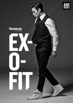 """T.O.P for """"Reebok Classics: EX-O-Fit"""" Photos [PHOTO]"""
