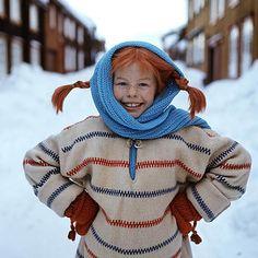 Pippi's sweater