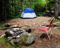 Camping. So excited!