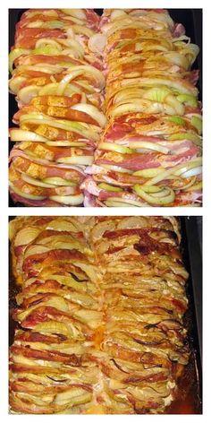 Самый вкусный рецепт запеченной свинины. Пальчики оближешь! Pork Recipes, Chicken Recipes, Cooking Recipes, Healthy Recipes, Appetizer Recipes, Dinner Recipes, Vegetable Snacks, Western Food, Love Food
