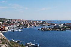 Kungshamn, Swedish west coast