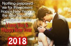 Happy New Year I Love You 2018 Wishes