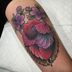 Tilly Dee tattoo