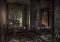 Abandoned hotel  ( explore ) ~ Andre Govia Room service; fit for the unseen