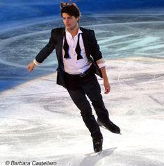 Stéphane Lambiel(Swiss) Ice Skating, Figure Skating, Golden Skate, Stephane Lambiel, Poses, Skates, My Love, Awards, Fandom