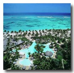 Punta Cana, Republica Dominicana  Punta Cana has some of the most beautiful beaches I have been too. I would say its a close tie between the Mayan Riveria & Punta Cana for the white soft sand & turquoise blue water...