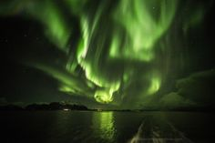 Aurora in my wake - FLEMING2009 - Just back from a round trip voyage on the Hurtigruten MS Polarlys.  The voyage starts in Bergen Norway and sails up the coastline to the Russian Border in the high arctic and then returns back to base in Bergen. ... http://ift.tt/2hLnwPO IFtemppicpinned in Building blocksdownld in ios #December 19 2016 at 08:09PM#via IF