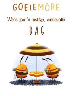 Goeie More, Afrikaans, Good Morning, Language, Good Day, Bonjour, Languages, Afrikaans Language, Buongiorno
