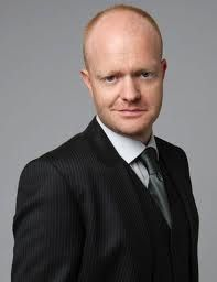 Jake Wood.  Yes, Max Branning is the Geico gecko!  Still cracks me up.