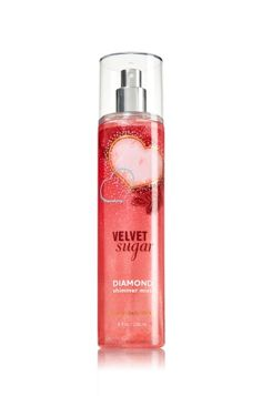 Velvet sugar is a sweet and light musky scent from BBW. It smells gorgeous and for that reason I wear it regularly.