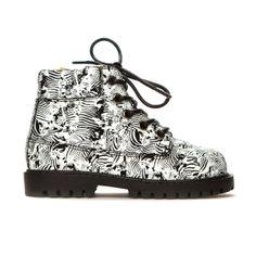 AKID Atticus Boot Zebra
